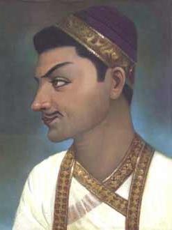 Muhammad Quli Qutb Shah portrait