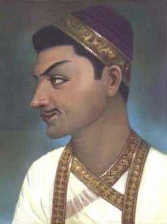 History of Hyderabad - Portrait of Muhammed Quli Qutb Shah