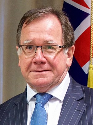 Murray McCully - McCully in 2016