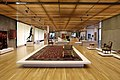 Museo gulbekian, sala delle esibizioni temporanee 01.jpg