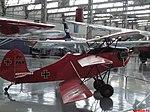 Museu TAM - American Flea Ship. Triplano projetado por Lillian Holden e fabricado pela Universal Aircraft Company, sendo vendido em kits para ser montado em casa entre 1934 e 1942. - panoramio.jpg