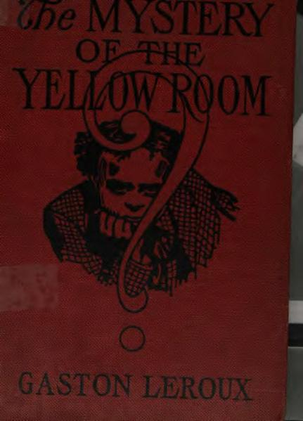 File:Mystery of the Yellow Room (Grosset Dunlap 1908).djvu