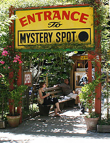 b62538f6a33 Mystery Spot - Wikipedia
