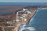 NASA Wallops Flight Facility, 2010