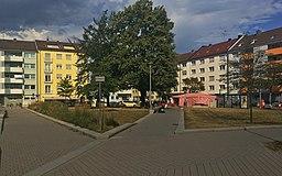 Schillerplatz in Nürnberg