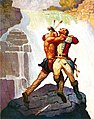 NC Wyeth last of the mohicans 1919.jpg