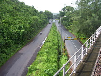 National Highway 66 (India) - NH-66 in Goa