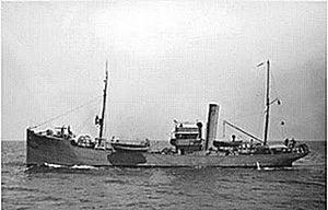 Action of 14 October 1918 - Portuguese Navy ship NRP Augusto de Castilho