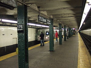 175th Street (IND Eighth Avenue Line)