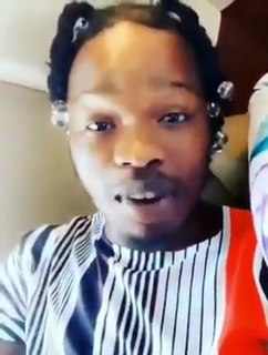 Naira Marley Nigerian singer and songwriter