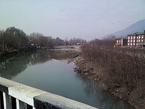 Ganderbal district - Sindh River