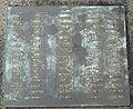 Namensliste Dt. Soldatenfriedhof Spremberg 2007 0908CJ.JPG