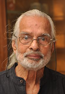 Namboothiri (artist) Indian painter and sculptor