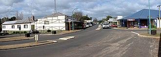 Nannup, Western Australia - Image: Nannup 02