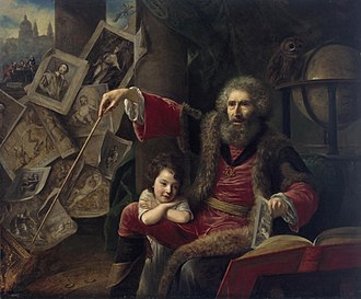 Nathaniel Hone the Elder - Image: Nathaniel Hone The Conjurer
