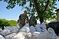 National Guard Soldiers build sandbag levee.jpg