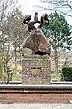 Naumannplatz (Hamburg-Dulsberg).Skulptur 'Tanzende Mädchen'.1.30933.ajb.jpg