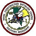 NavalConstructionBattalionCenterGulfport Logo.jpg