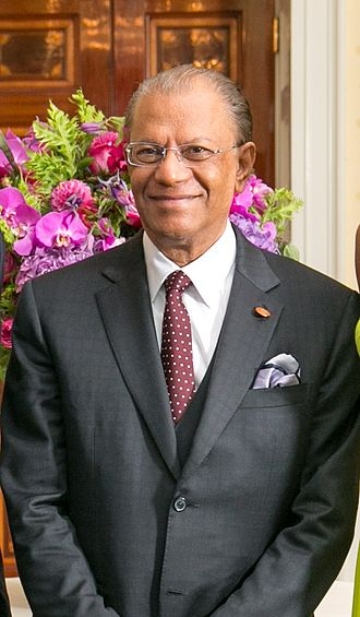 Commonwealth Heads of Government Meeting 2013 - Mauritian Prime Minister Navin Ramgoolam was the third leader to boycott the summit over Sri Lanka's poor human rights record, and as a result, relinquished his country's bid to host the next summit in 2015.