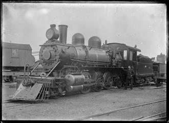 NZR NC class - NZR 462, circa 1909