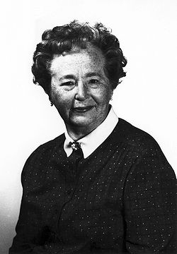 Retrach de Gertrude Belle Elion