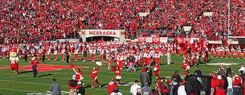 wiki nebraska cornhuskers football