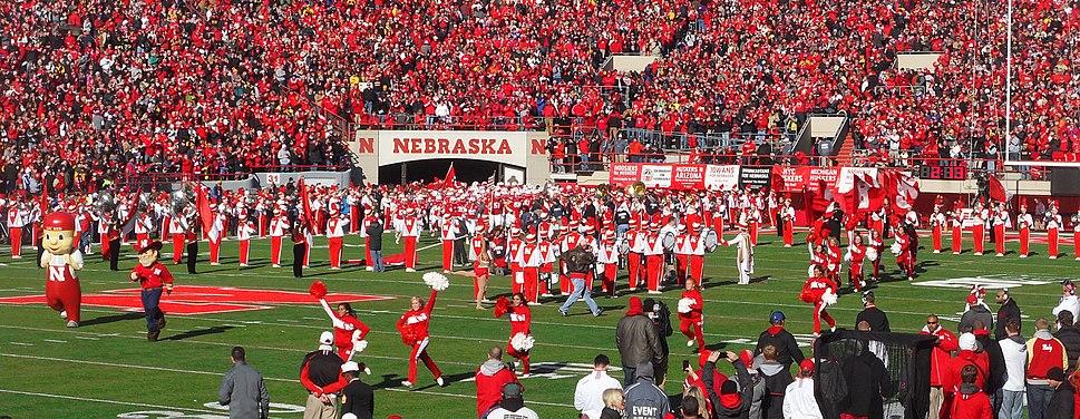 NebraskaFootballTunnelWalk2013