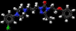 Nefazodone-pilk-kaj-bastona model.png