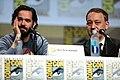 Neil Druckmann Sam Raimi SDCC 2014 14586652279 2c82db1771 o.jpg