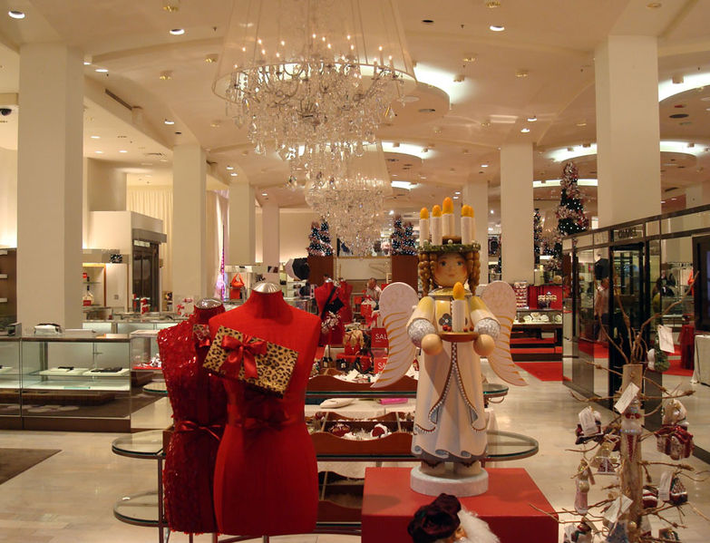 an analysis of the balance sheet of the neiman marcus department stores company