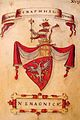 Nemanjić dynasty Korenić-Neorić Armorial.jpg