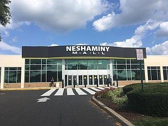 Bensalem Township, Pennsylvania - Neshaminy Mall