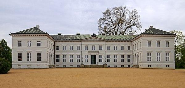 Neuhardenberg Castle, Brandenburg State, Germany.