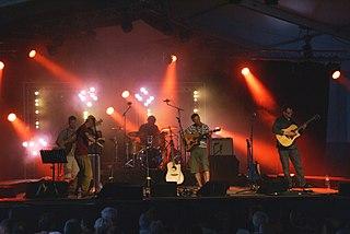 New Celeste Scottish band