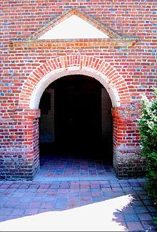 St  Luke's Church (Smithfield, Virginia) - Wikipedia