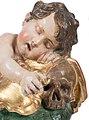 Niño con una calavera - Giovanni Battista Morelli (3).jpg