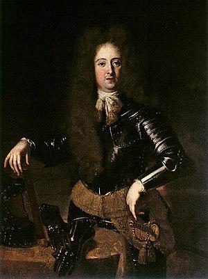 Niccolò Cassana - Image: Niccolò Cassana Portrait of Grand Prince Ferdinando de' Medici WGA4529