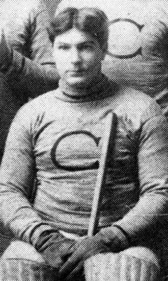 Billy Nicholson (ice hockey) - Image: Nicholsonw