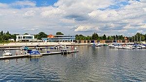 Lusatia - Lake Senftenberg