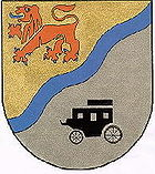 Coat of arms of the local community of Niedert