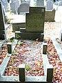 Nijmegen begraafplaats Daalseweg, graf Leo Jacobs seinwachter op Stevenstoren 22-02-44.JPG