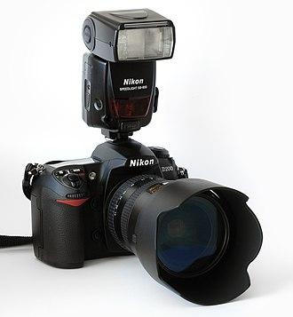 Camera - Nikon D200 Digital Camera