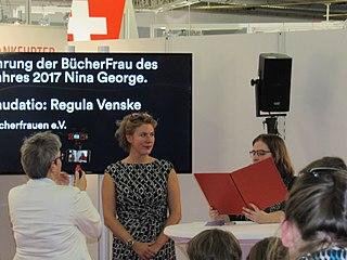 Nina George German writer