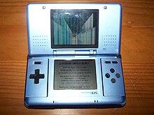 Nintendo sort Nintendo DS en 2004 220px-Nintendodsbroken