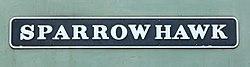 No.D1705 (BR no.47117) Sparrowhawk (Class 47) (6778654675).jpg