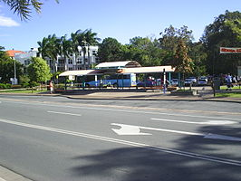 busstation van Noosa Heads