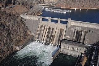 Norris Dam dam