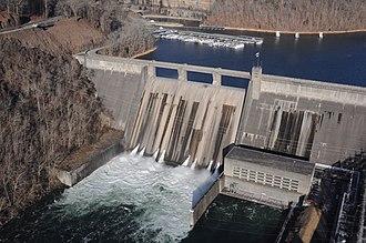 Norris Dam - Norris Dam