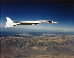 North American XB-70A Valkyrie in flight (SN 62-0001) 061122-F-1234P-019.jpg