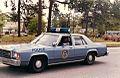 North Charleston Police cruiser (14359300463).jpg